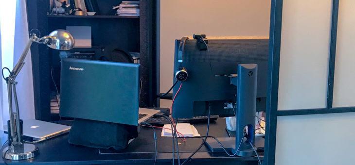 COVID a praca zdalna – jak przygotować stanowisko pracy w domu?